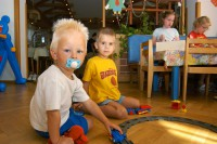 Großer Spielsaal für Kinder