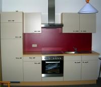 Wohnung 16 Küche